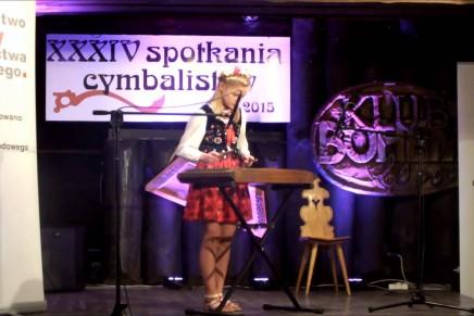 XXXIV Spotkania Cymbalistów