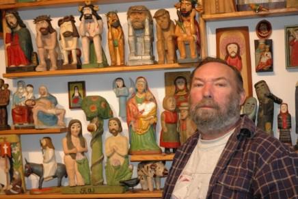 Tadeusz Kacalak – rzeźbiarz i kolekcjoner