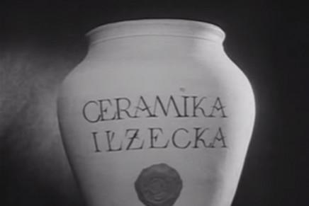 Ceramika iłżecka. Film Andrzeja Wajdy