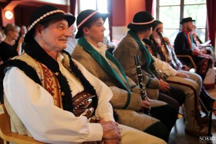 Nowy Sącz. Uroczysta inauguracja 5. Studium Folklorystycznego