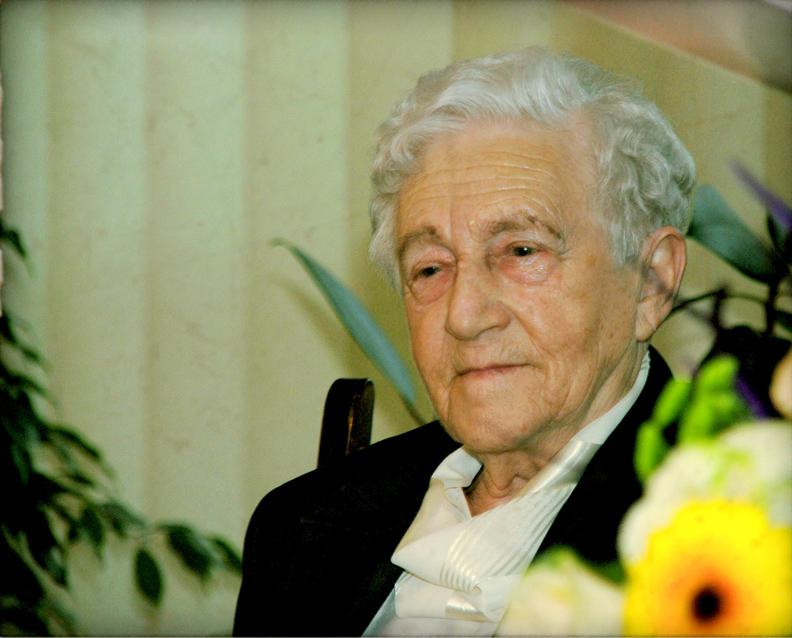 Spotkanie ku pamięci Prof. Szyfer