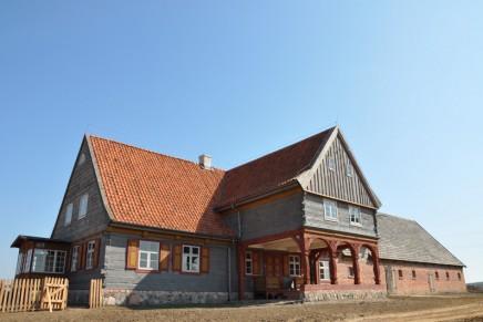 Wiosną otwarcie Olenderskiego Parku Etnograficznego