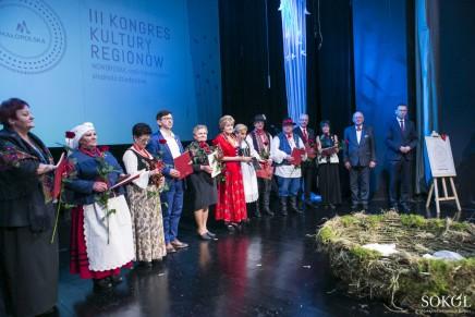 III Kongres Kultury Regionów: zachwyć się drugim człowiekiem, podziel się sobą…