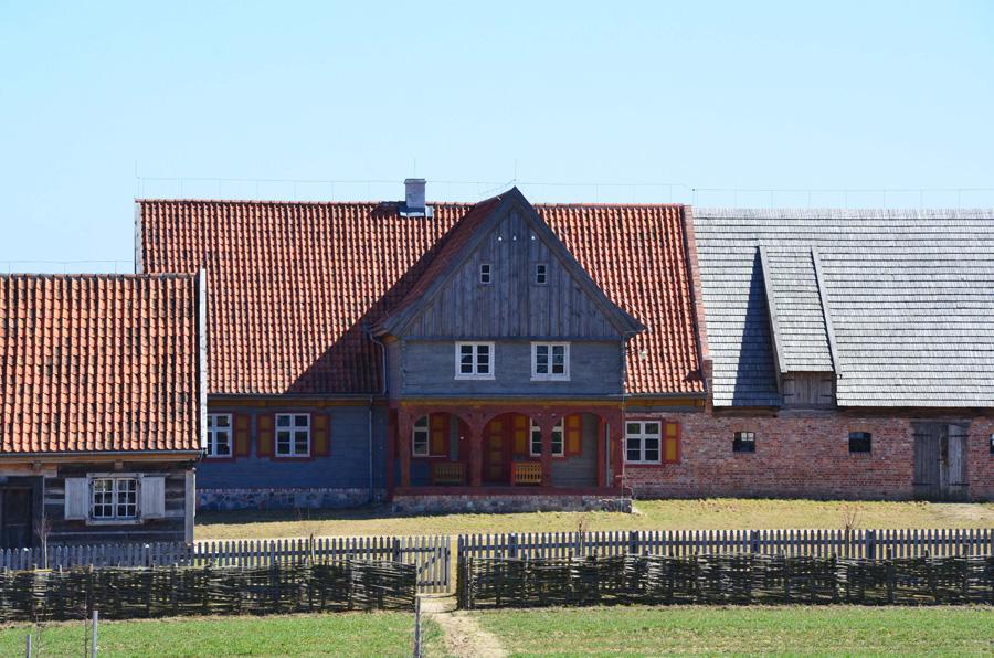 Olenderski Park Etnograficzny, fot. B. Oleszek