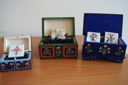 Posagowa skrzynia wygrała w konkursie na regionalną pamiątkę