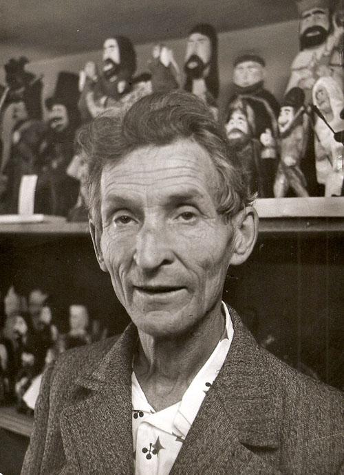 Stanisław Majewski, fot. z archiwum Muzeum Wsi Oopolskiej