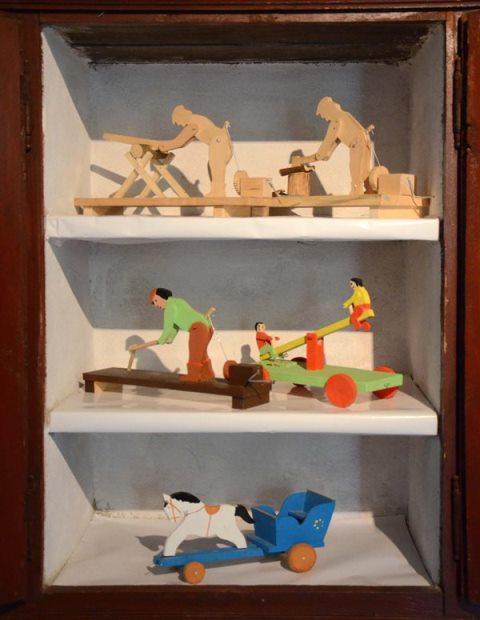Drewniane zabawki naszych dziadków