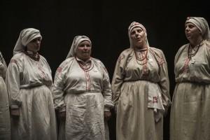 Na zdjęciu Zespół Obrzędowy Lasowiaczki z Baranowa Sandomierskiego