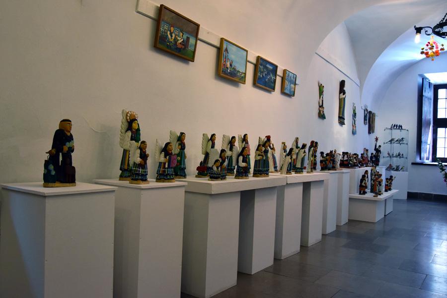 Wystawa Łowickie pasje Adama Głuszka w galerii Sztuki Ludowej STL, fot. K. Butryn