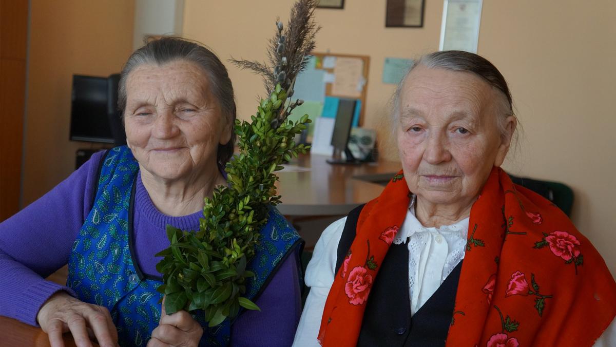 Palma w kulturze tradycyjnej północnych obszarów województwa lubelskiego