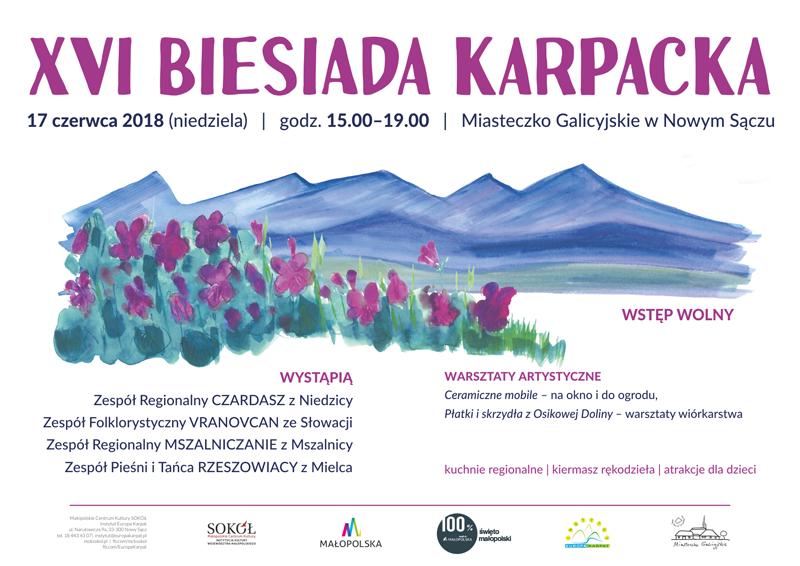XVI Biesiada Karpacka w Miasteczku Galicyjskim