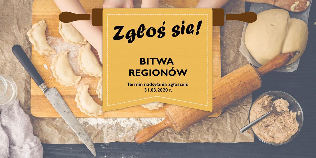"""""""Bitwa Regionów"""" – konkurs kulinarny dla Kół Gospodyń Wiejskich"""