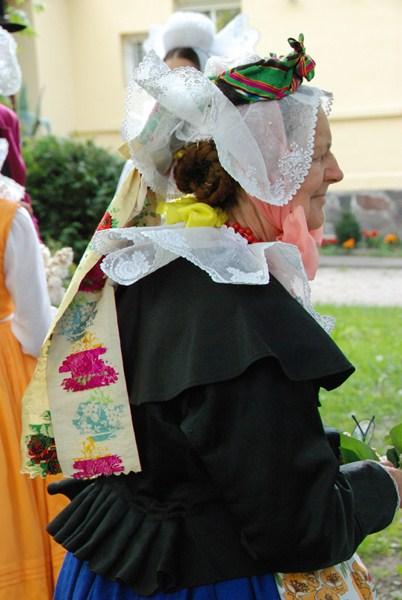 Czepiec ˝Klapica˝ - Maria Bujak, Domachowo 2011, Foto J. Tomyślak / www.biskupizna.pl