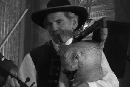 Nie żyje Edward Byrtek – znany ludowy muzyk i dudziarz z Żywiecczyzny
