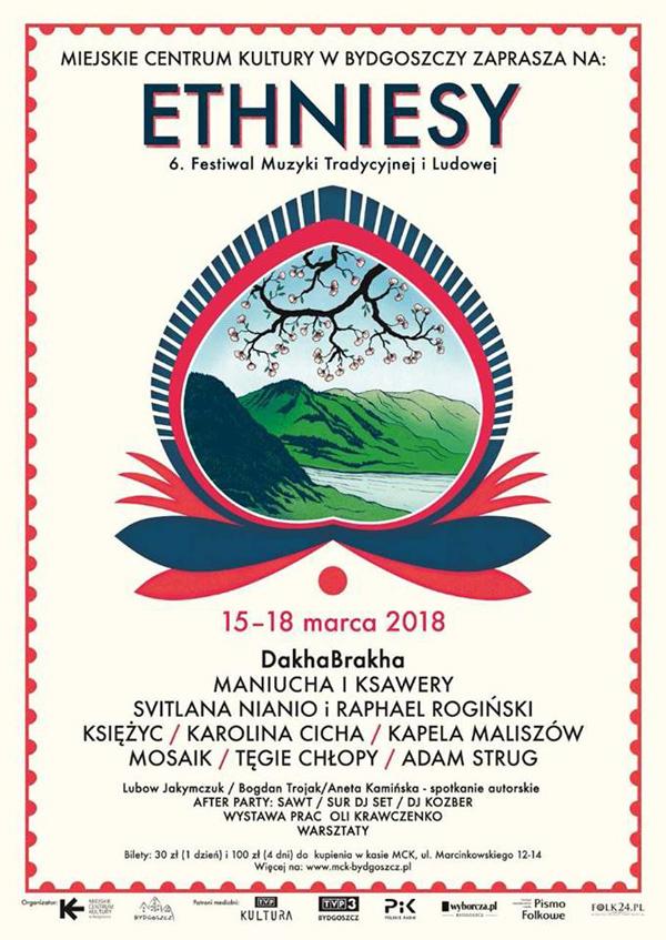 Ethniesy – 6. Festiwal Muzyki Tradycyjnej i Ludowej