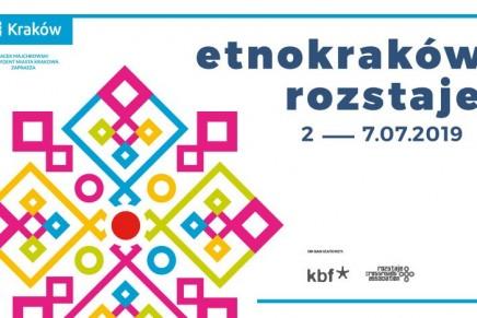Ponad stu artystów wystąpi podczas 21. Festiwalu EtnoKraków