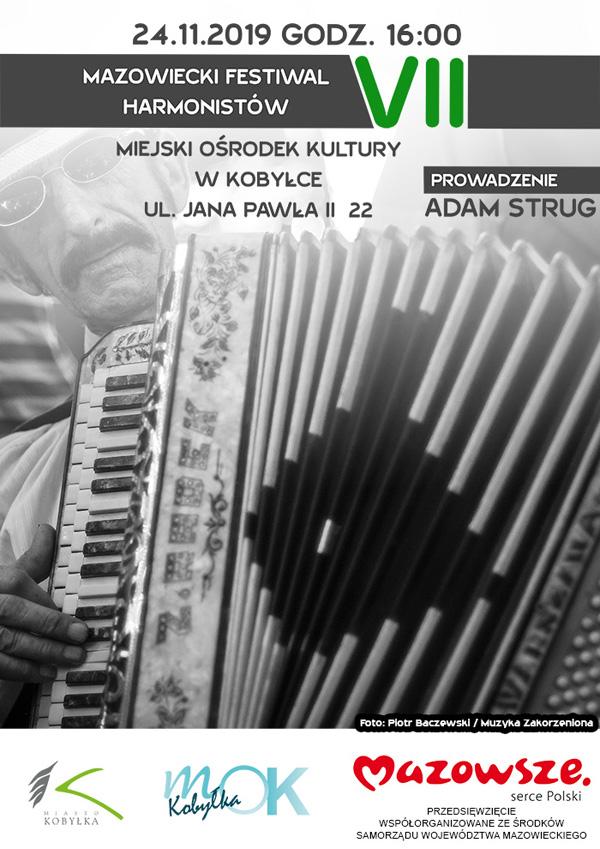 VII Mazowiecki Festiwal Harmonistów