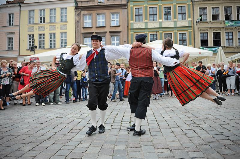 XVI Światowy Przegląd Folkloru Integracje