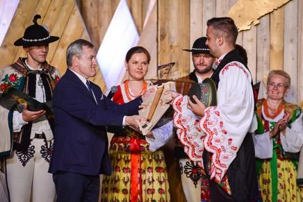 Zakończył się 50. Międzynarodowy Festiwal Folkloru Ziem Górskich w Zakopanem