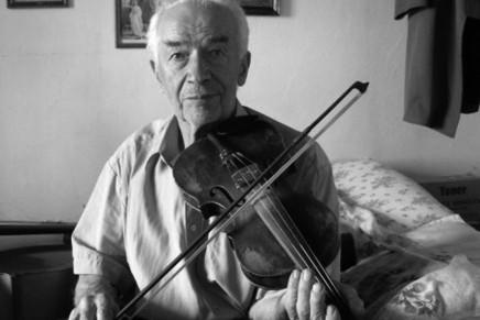 Zmarł Franciszek Racis (1923-2018) – suwalski skrzypek i śpiewak