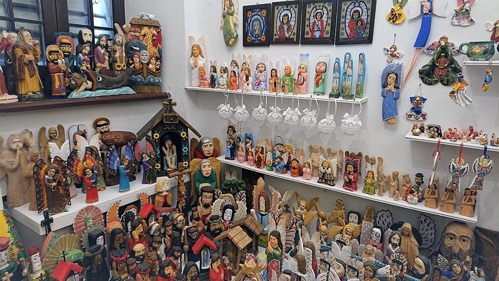 Galeria Sztuki Ludowej STL, fot. P. Onochin