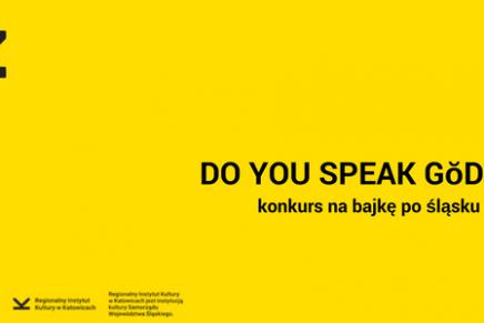 Ogłoszono konkurs na bajkę po śląsku