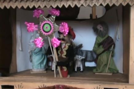 Ze świąteczną wizytą u Józefa Hulki [wideo]