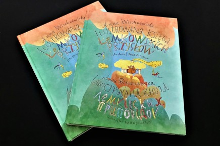 Ilustrowana księga łemkowskich przysłów