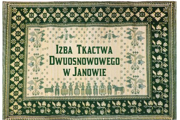 Izba Tkactwa Dwuosnowowego w Janowie