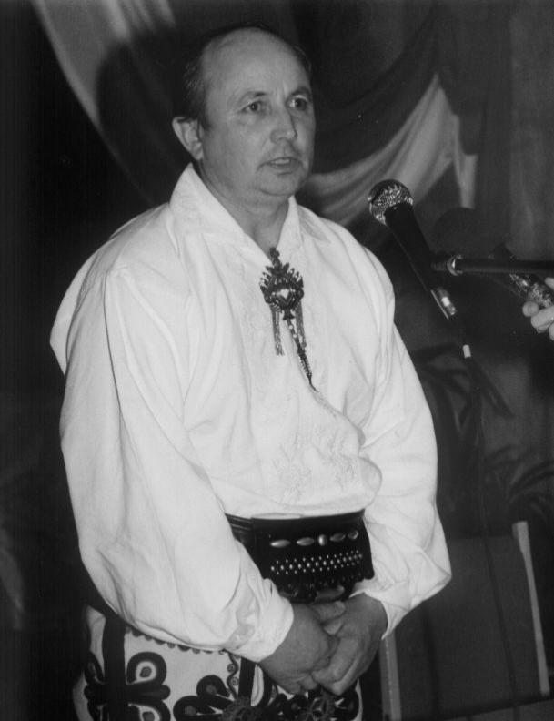Jan Kuruc (1946-2016), fot. Archiwum STL
