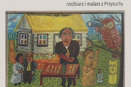 Jan Rybczyński rzeźbiarz i malarz z Przysuchy