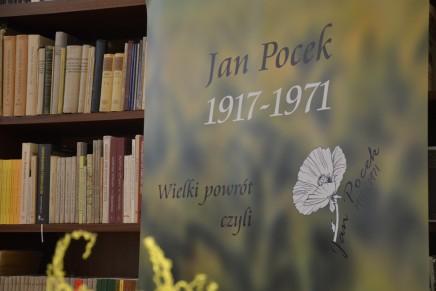 Obchody 100. rocznicy urodzin Jana Pocka – wybitnego poety ludowego [audio]
