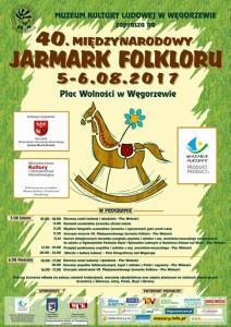40. Międzynarodowy Jarmark Folkloru, 2017