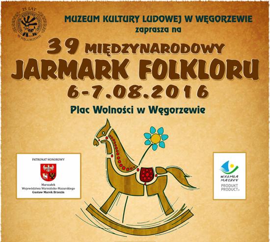 39. Międzynarodowy Jarmark Folkloru