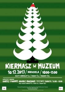Bożonarodzeniowy kiermasz świąteczny, Muzeum Etnograficzne w Toruniu