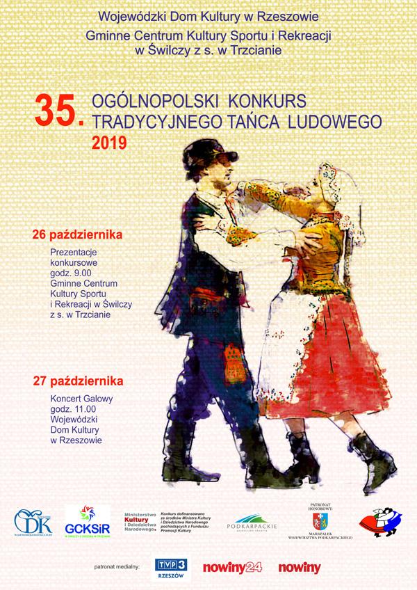 35. Ogólnopolski Konkurs Tradycyjnego Tańca Ludowego