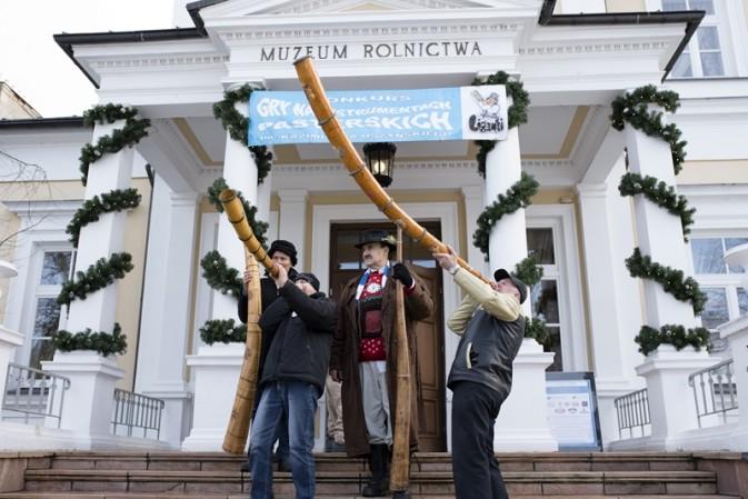 W Ciechanowcu grały bazuny, trombity, ligawki…