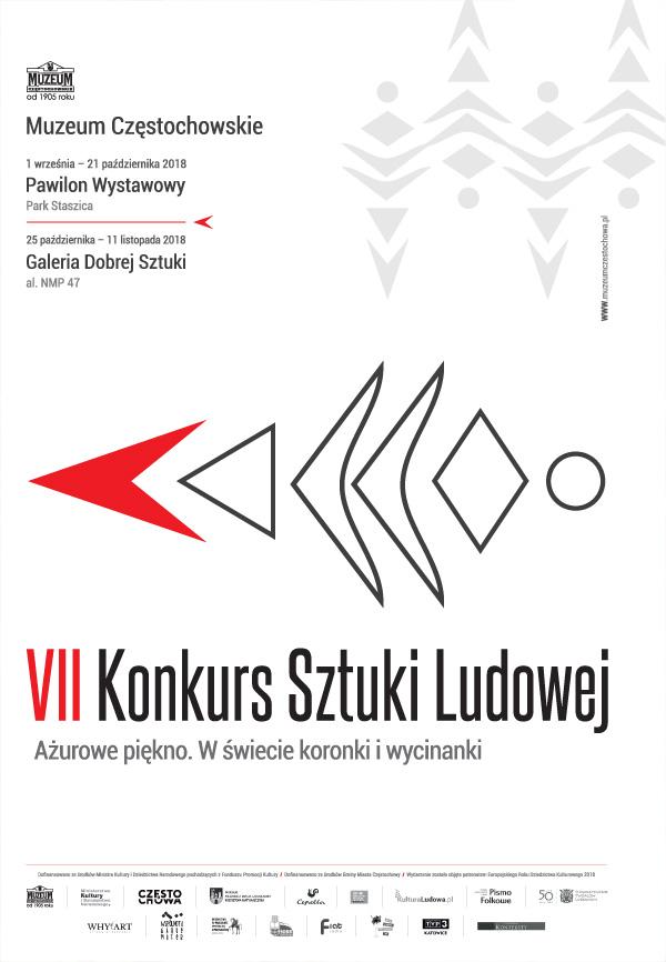 konkurs-sztuki-ludowej-czestochowa-plakat