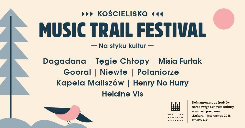 Kościelisko Music Trail Festival 2018