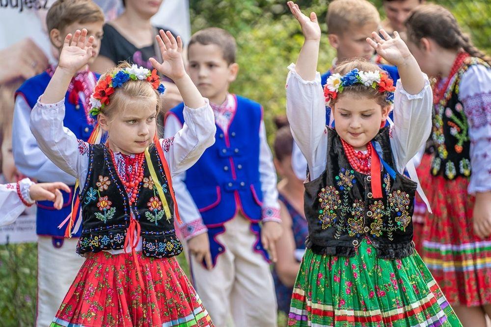 Łemkowska Watra w Zdyni 2018 / fot. www.malopolska.pl