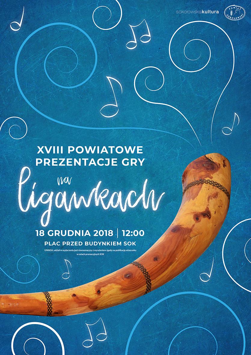 XVIII Powiatowe Prezentacje Gry na Ligawkach