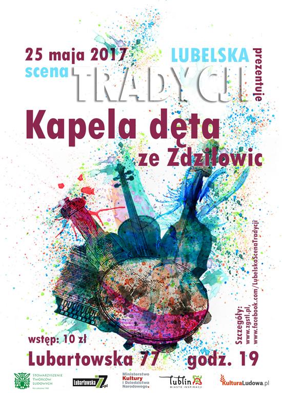 Lubelska Scena Tradycji - Kapela dęta ze Zdziłowic