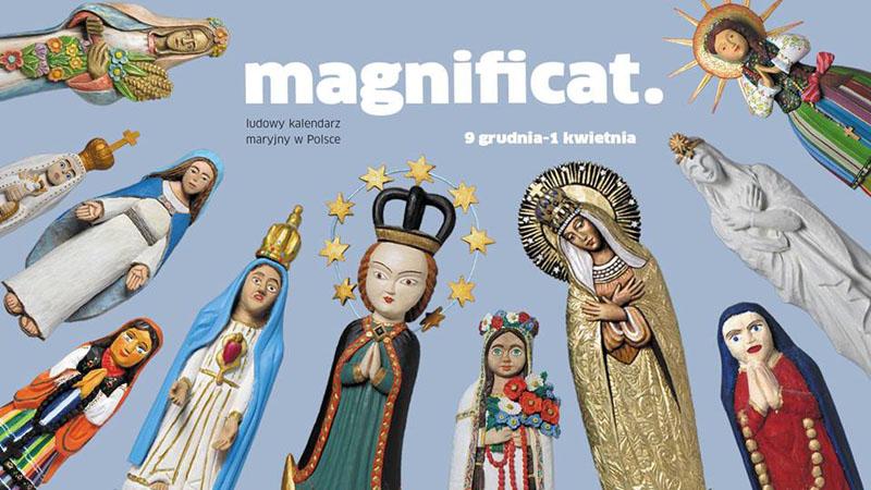 Magnificat. Ludowy kalendarz maryjny w Polsce