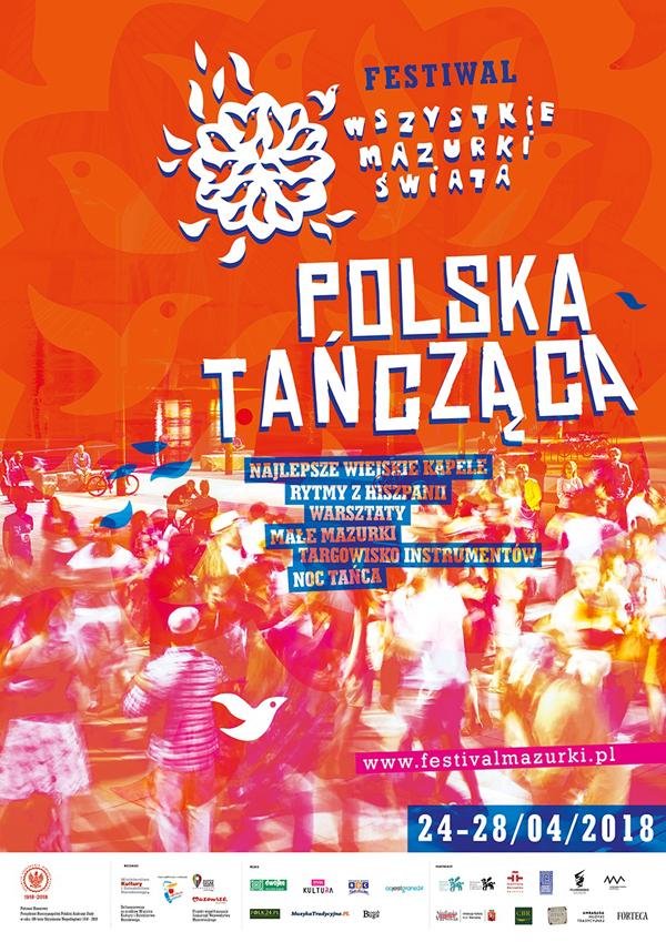 Festiwal Wszystkie Mazurki Świata – Polska Tańcząca