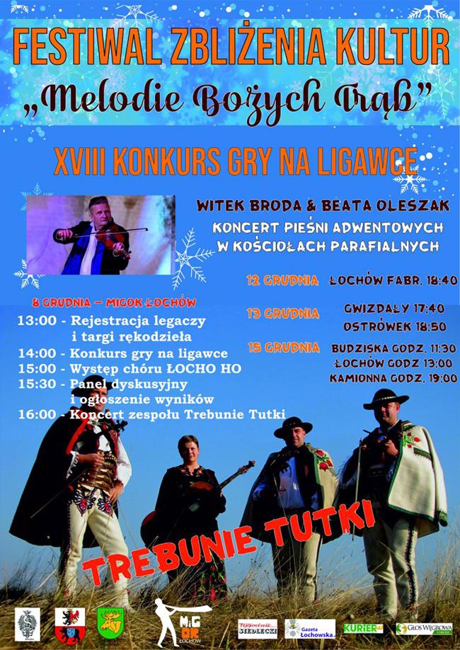 """Festiwal Zbliżenia Kultur """"Melodie Bożych Trąb"""" 2019"""