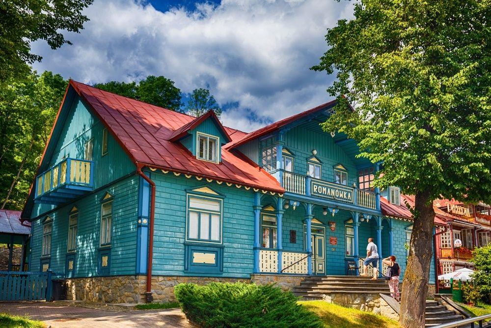 Muzeum Nikifora w Krynicy, fot. www.malopolska.pl