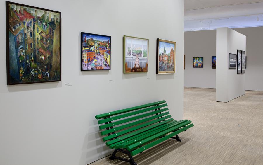 Galeria plastyki nieprofesjonalnej w Muzeum Śląskim (www.muzeumslaskie.pl)