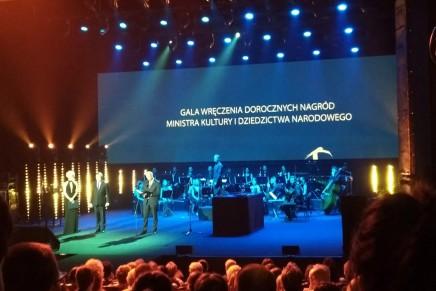 Adam Strug i Związek Podhalan laureatami Dorocznej Nagrody Ministra Kultury