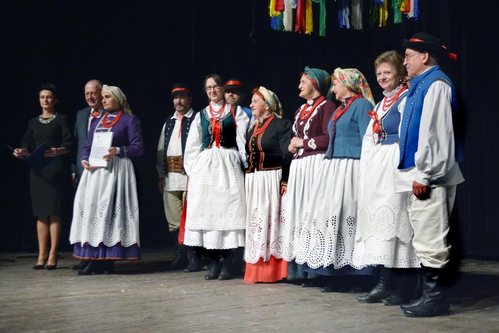 Regionalny Zespół Taneczny Pogórzanie z Gorlic, fot. www.malopolska.pl