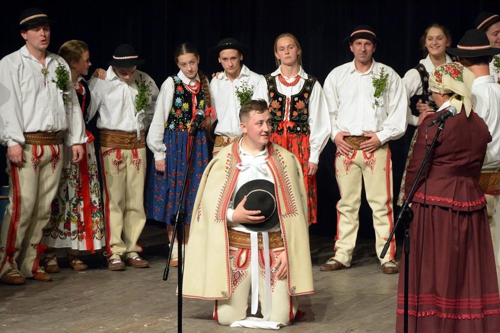 Zespół Regionalny Szczyrzycanie, fot. www.malopolska.pl